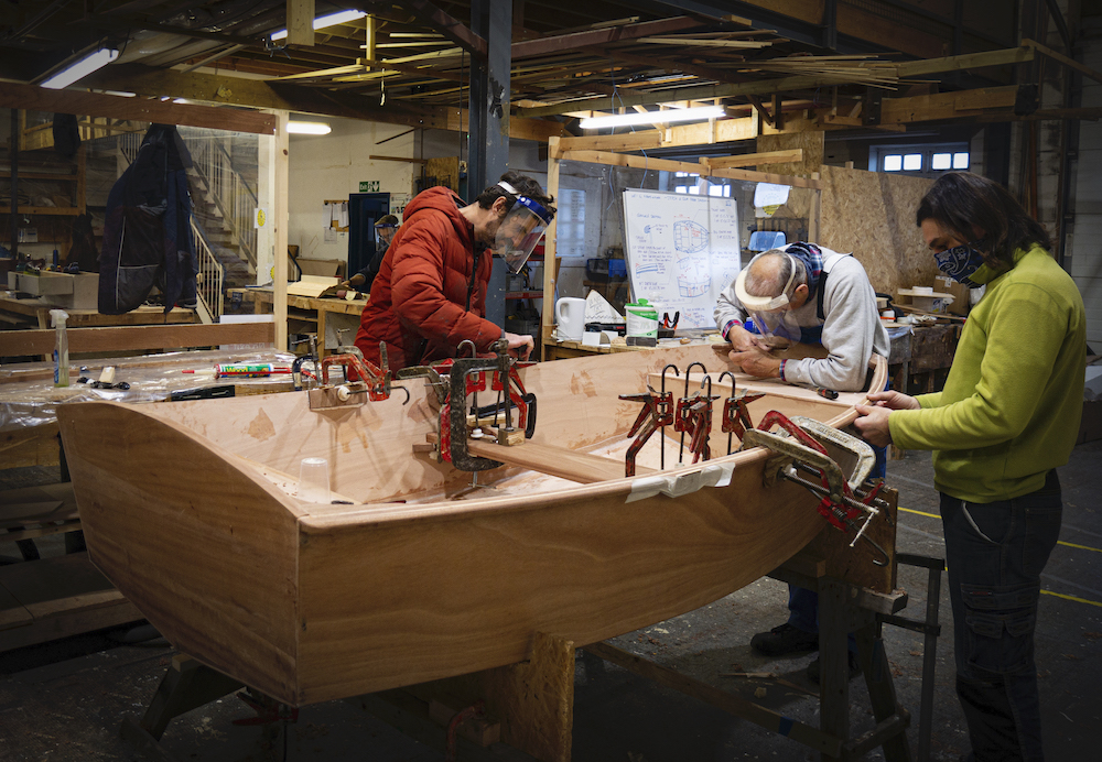 BBA Boat Building Workshop LR