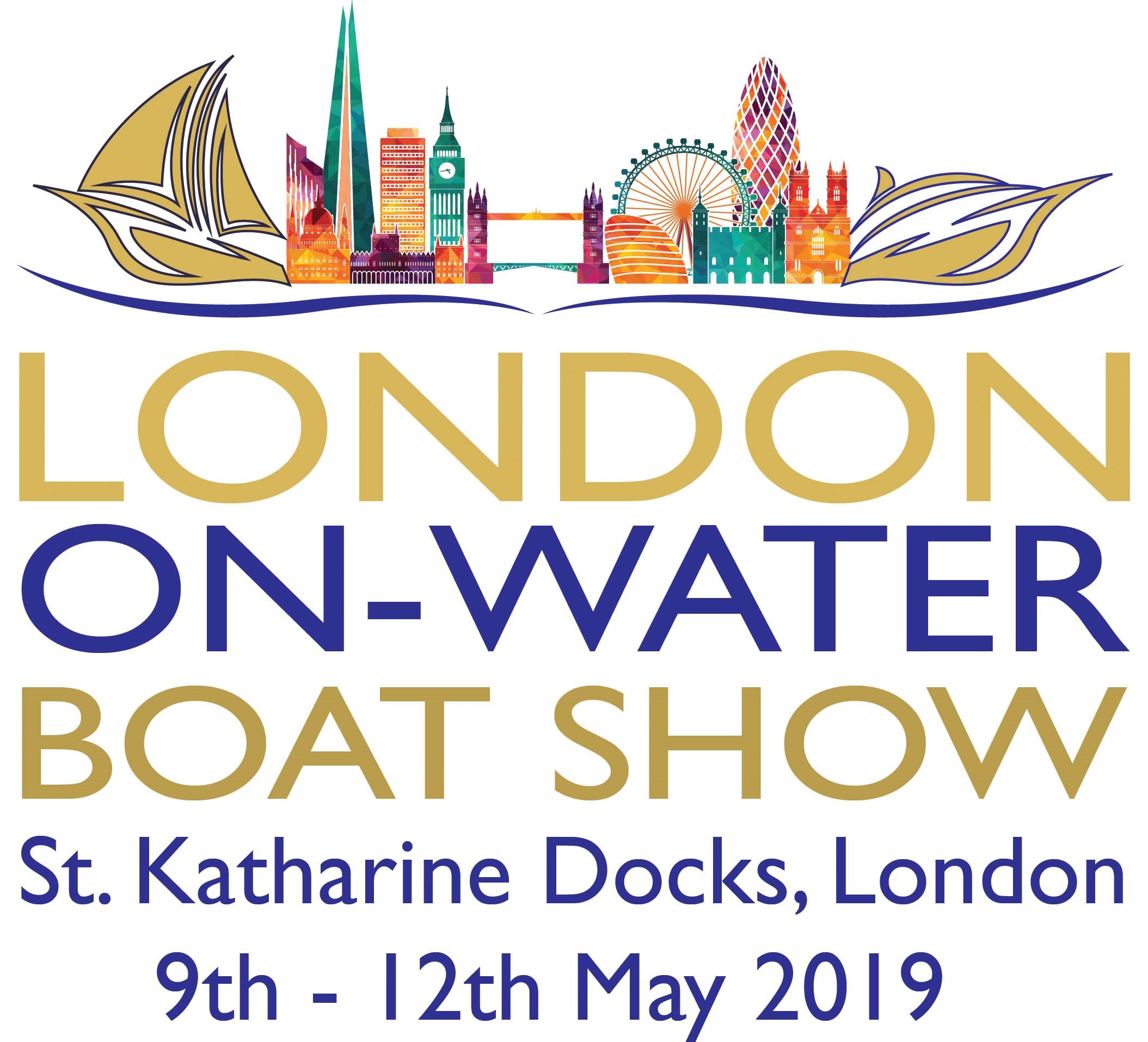 London On the Water Logo