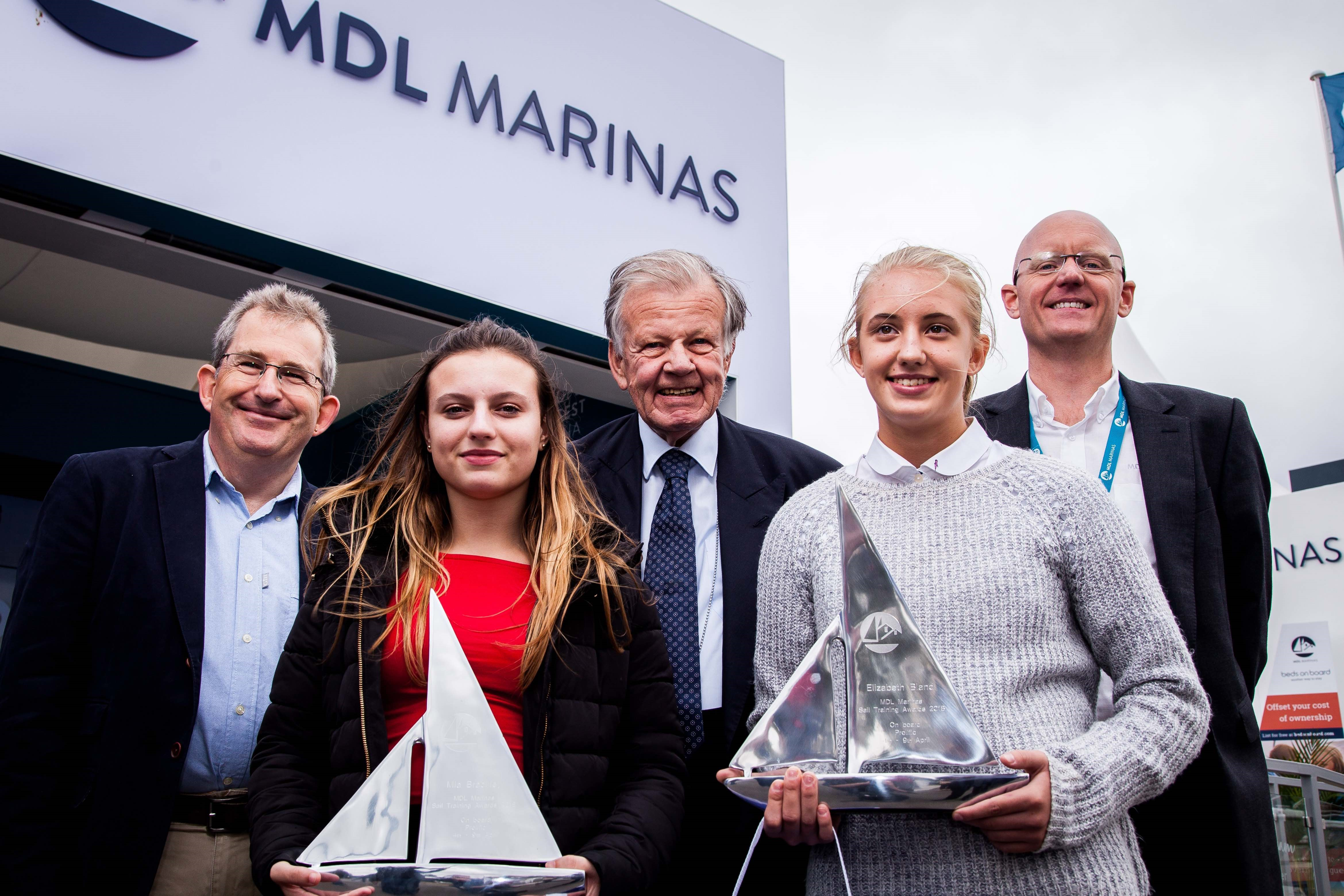 MDL Award Winners