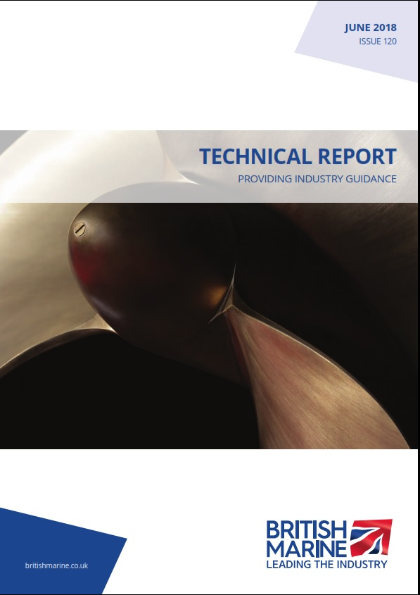 British Marine Technical Report 120