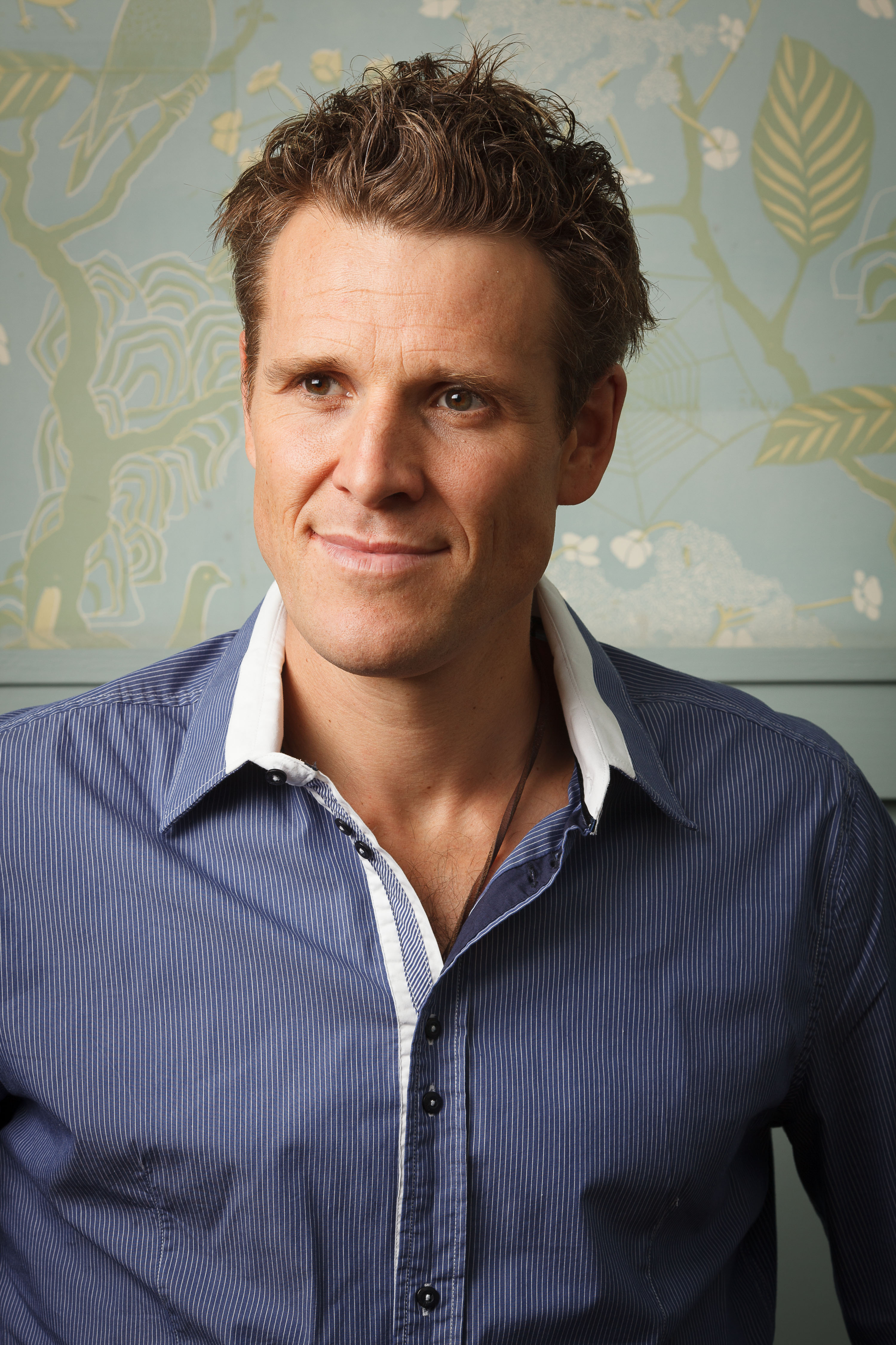James Cracknell Headshot