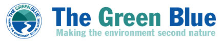The Green Blue Logo