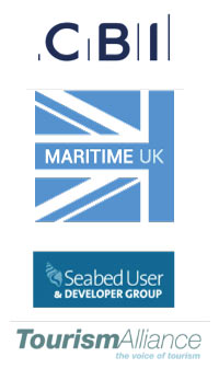 British Marine's strategic partners include the CBI, Maritime UK, Seabed User Developer Group and Tourism Alliance