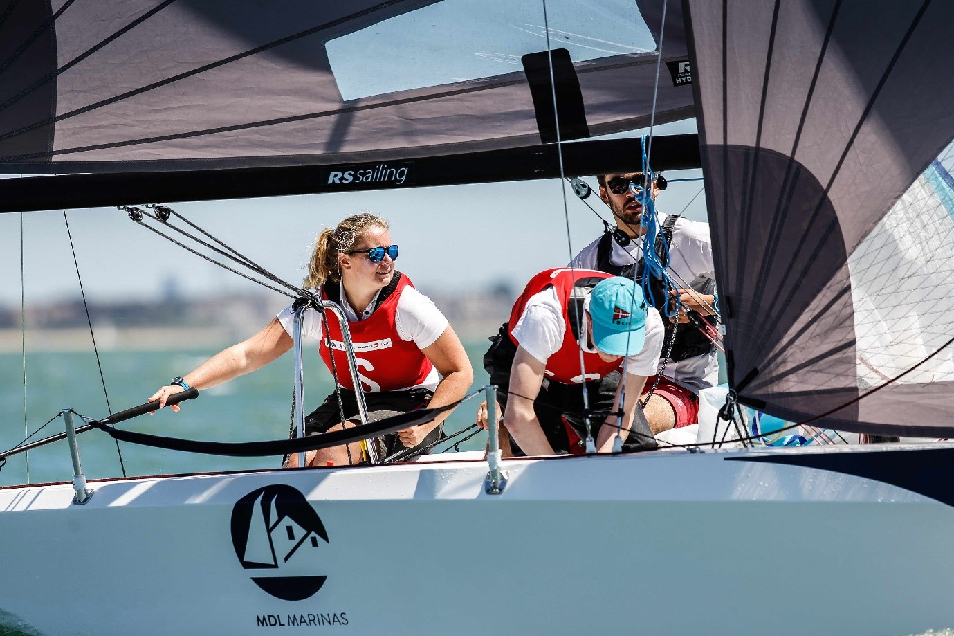 MDL Keelboat RS Sailing