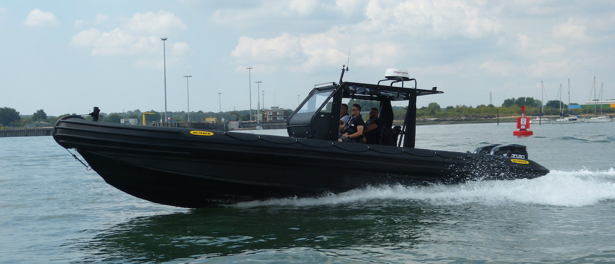 Making Better License Applications course rib army boat