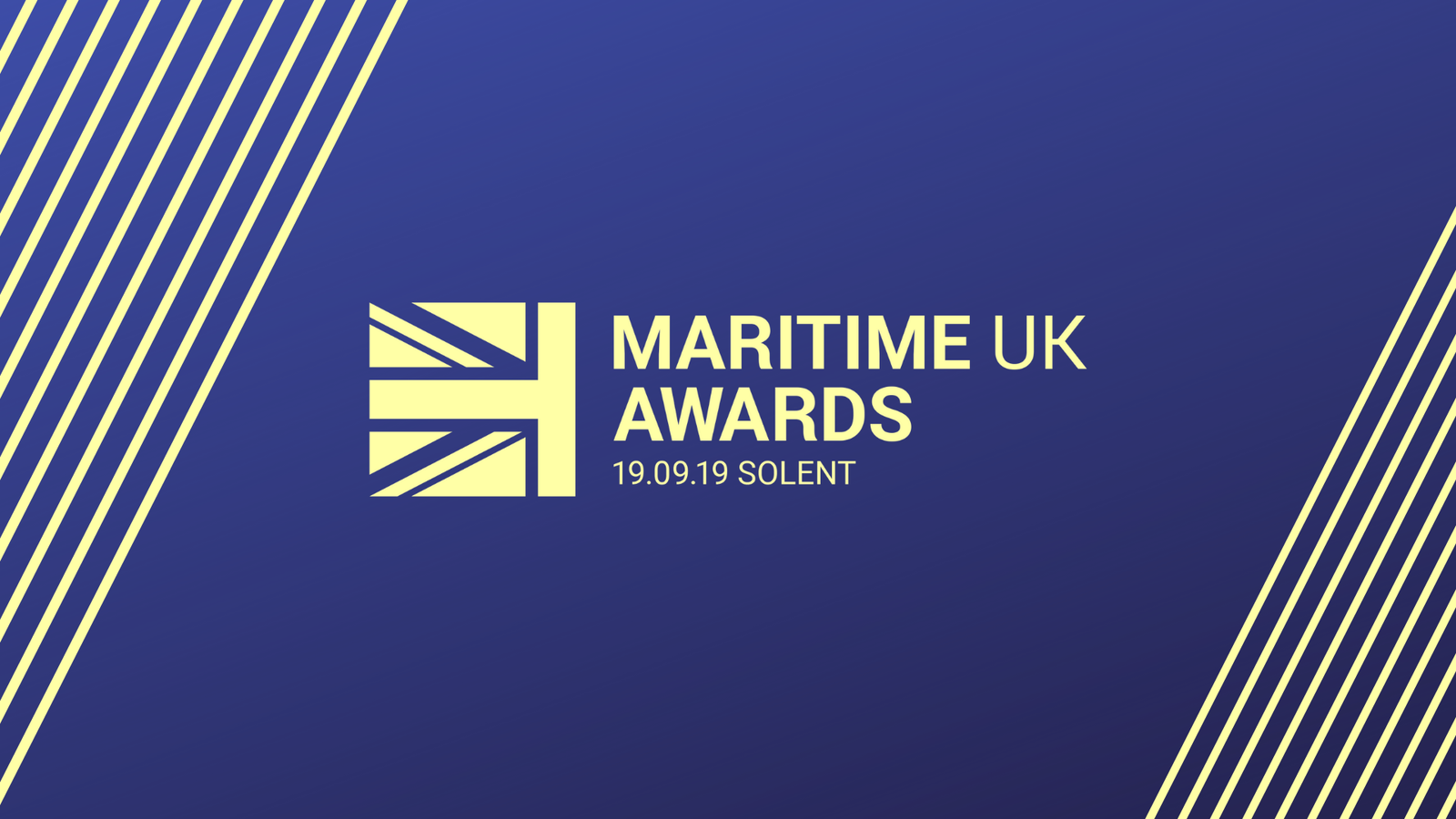 Maritime UK Awards 2019