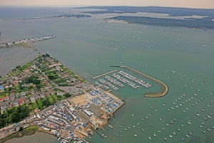 Poole Harbour_Sandbanks