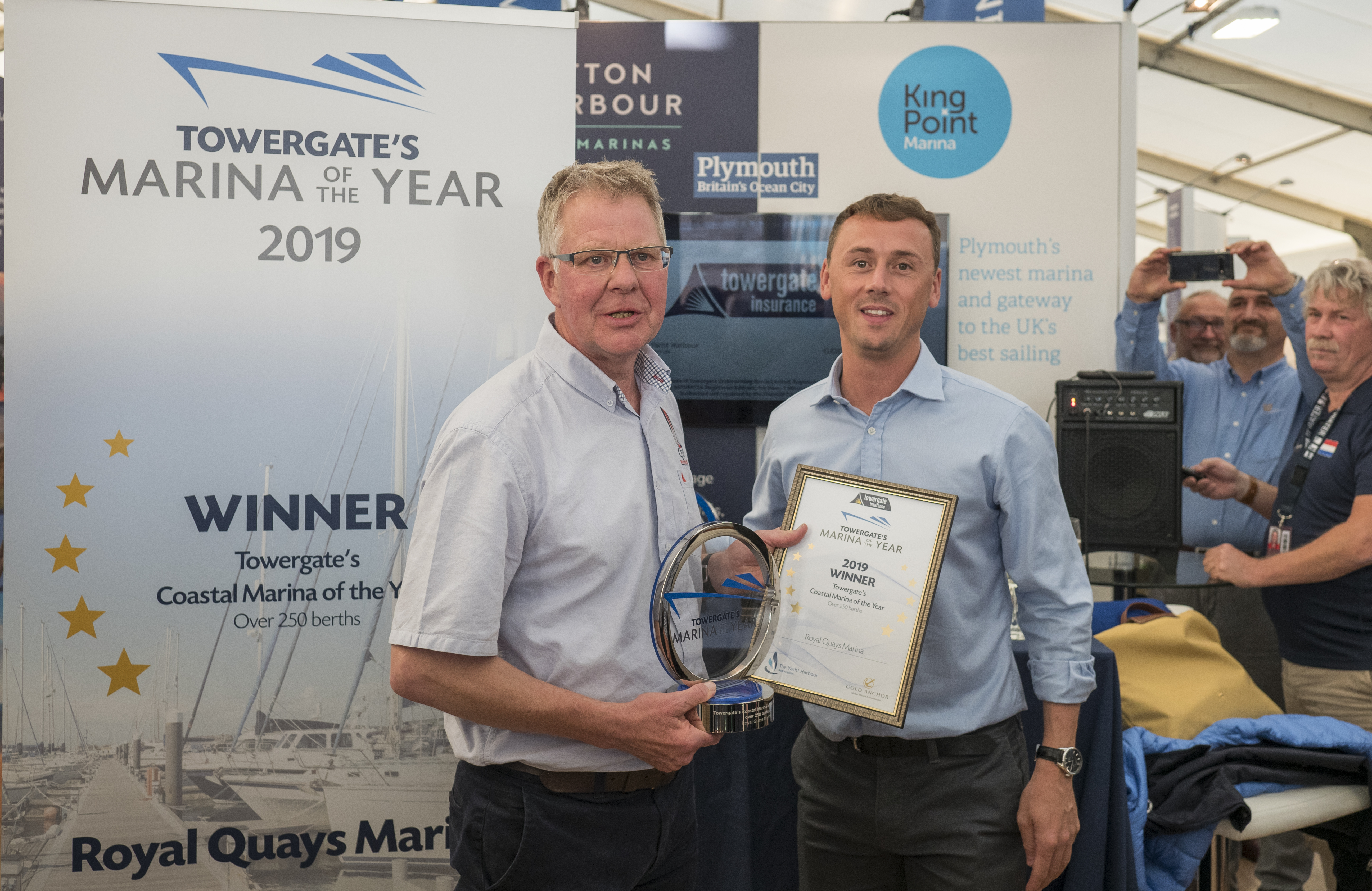 UK Coastal Marina of Year (over 250 berths)