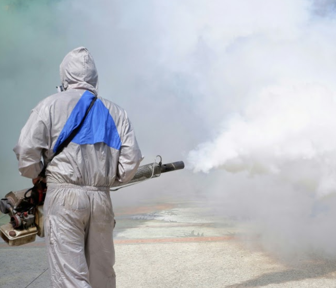 HSE updated guidance released for fog, mist and vapour cleaning