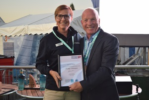 Rockley watersports environmental award 2019