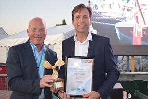 Spirit Yachts Environment Award 2019