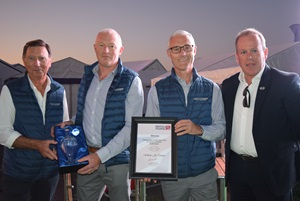 Sunseeker Award 2019 William Jet Tenders
