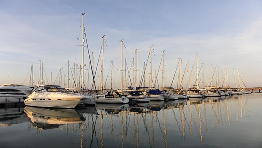 Marina and moorings, British Marine