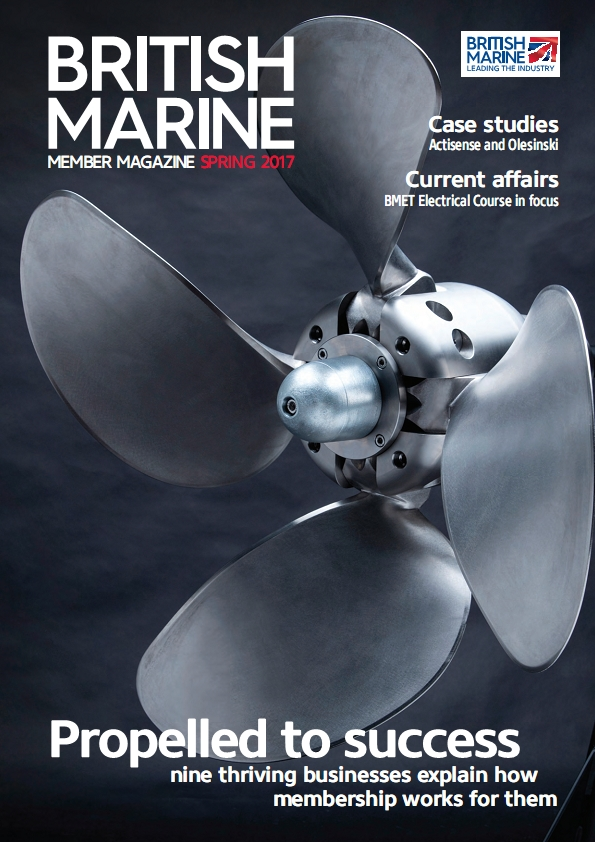 british marine magazine issue 17