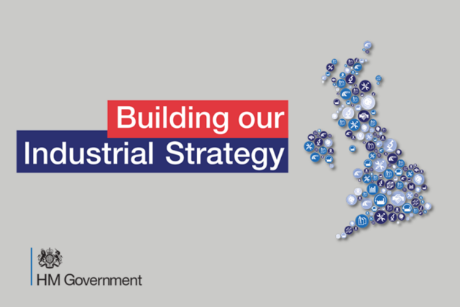 Get involved with the UK Government Industrial Strategy