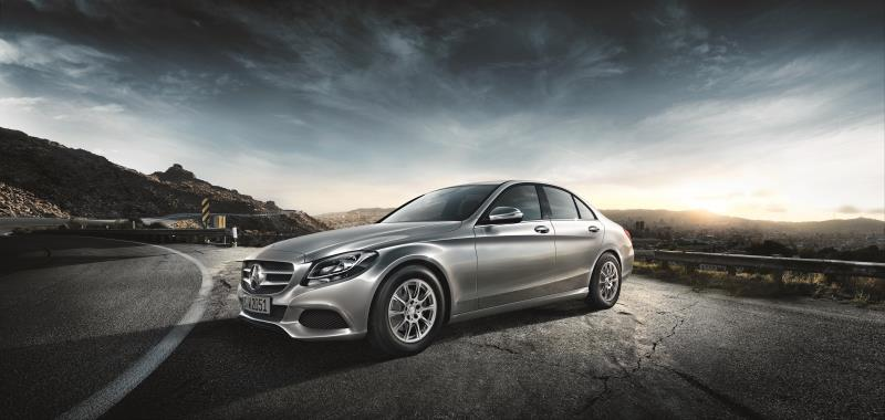 Mercedes-Benz monthly offers for British Marine members