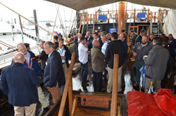 British Marine South networking 1