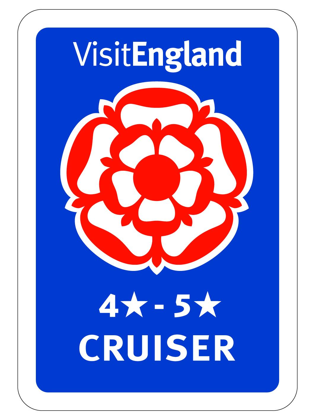 Visit England 4-5* Cruiser