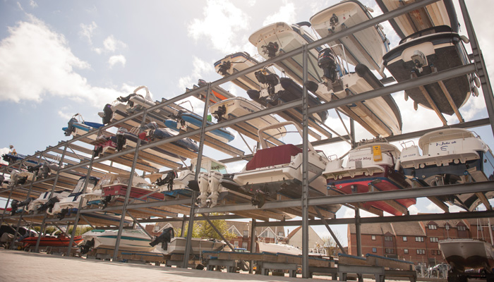 Boat Distribution & Retail