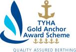 TYHA Gold Anchor