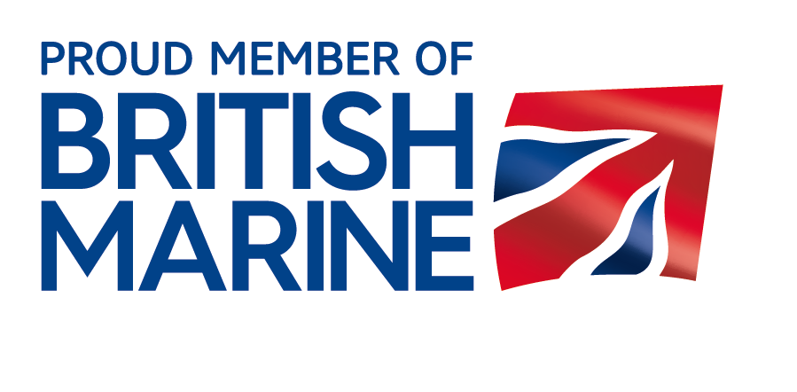 Proud Member of British Marine logo