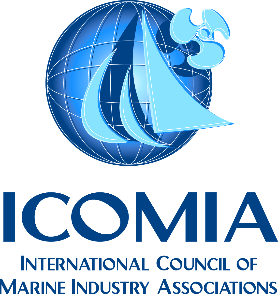 International Council of Marine Industry Associations ICOMIA logo